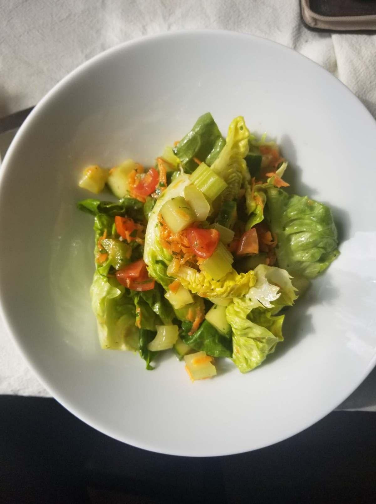 Simple Summer Salad + FrenchVinaigrette