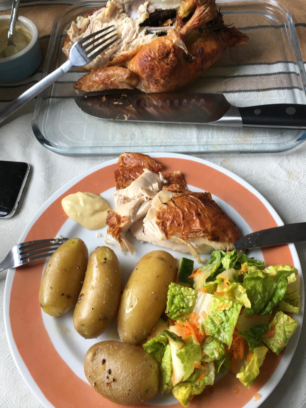 Roast Chicken forDummies