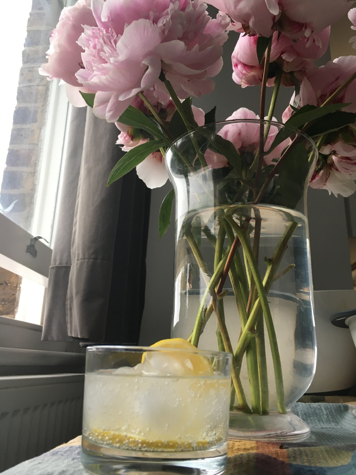Lemon-Lime Cordial for Gimlets (andmore)